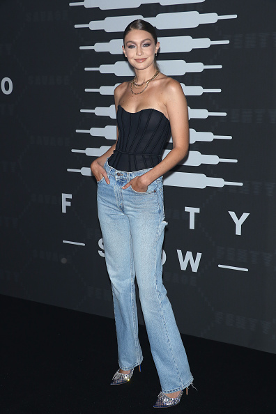 Jeans「Savage x Fenty - Arrivals - September 2019 - New York Fashion Week: The Shows」:写真・画像(5)[壁紙.com]