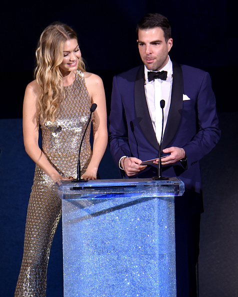 Shawl Collar「2015 CFDA Fashion Awards - Show」:写真・画像(6)[壁紙.com]