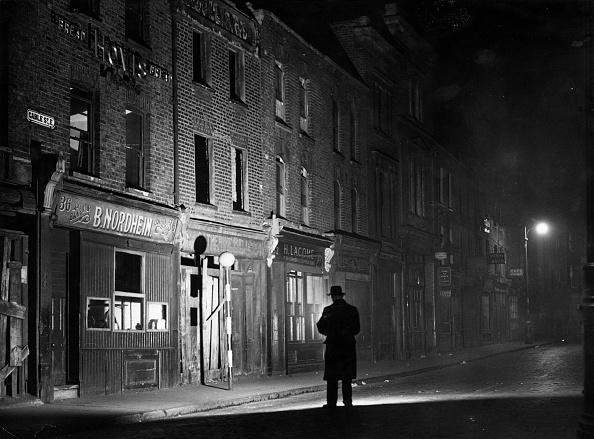 Night「Street Silhouette」:写真・画像(6)[壁紙.com]