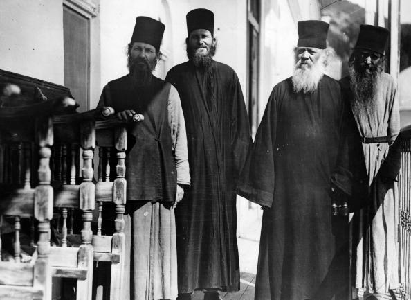 Mt Athos Monastic Republic「Greek Monks」:写真・画像(4)[壁紙.com]