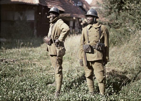 Army Soldier「World War I In France」:写真・画像(5)[壁紙.com]