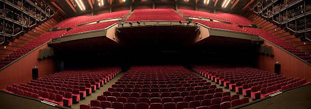 Auditorium panorama:スマホ壁紙(壁紙.com)