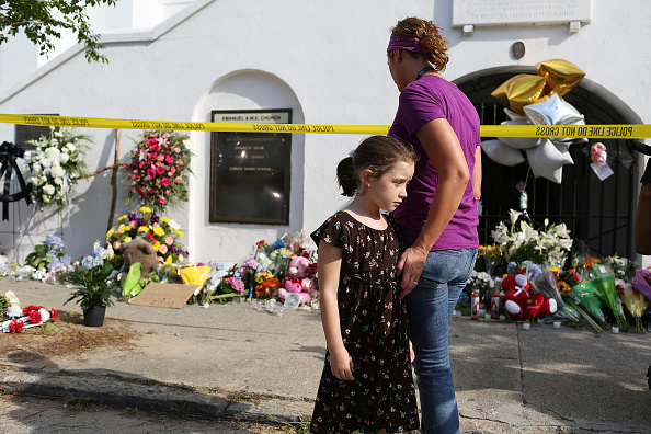 2015 Emanuel AME Church Charleston Shootings「Nine Dead After Church Shooting In Charleston」:写真・画像(15)[壁紙.com]