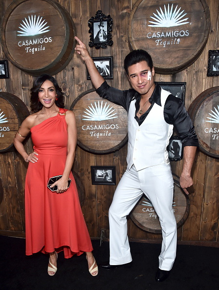 Mario Lopez「Casamigos Tequila Halloween Party」:写真・画像(7)[壁紙.com]