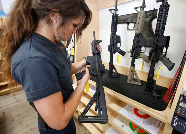 Rifle「Sale Of Automatic Weapons Comes Under Scrutiny After Orlando Shootings」:写真・画像(15)[壁紙.com]