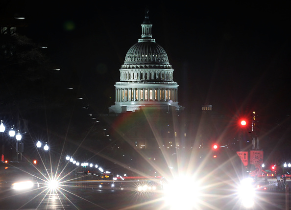 Capitol Building - Washington DC「House Holds Another Vote On GOP Tax Bill After Democrats In Senate Discover Provisions Violated Senate Rules」:写真・画像(17)[壁紙.com]