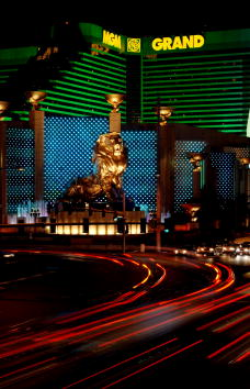 "MGM「Las Vegas Strip ""Business as Usual""」:写真・画像(0)[壁紙.com]"