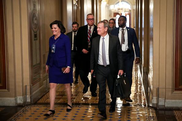 Drew Angerer「Senate Impeachment Trial Of President Trump Continues」:写真・画像(10)[壁紙.com]