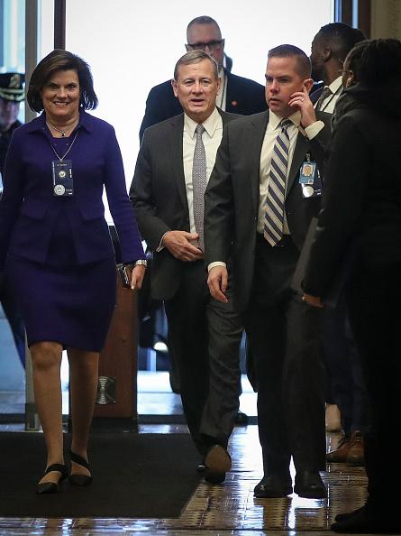 Drew Angerer「Senate Impeachment Trial Of President Trump Continues」:写真・画像(9)[壁紙.com]