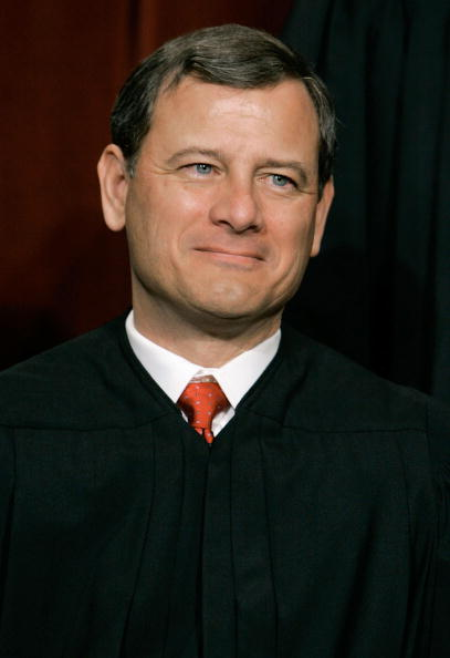 Justice - Concept「Supreme Court Justices Pose For Annual Portrait」:写真・画像(15)[壁紙.com]