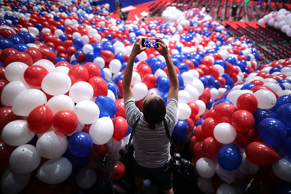 オハイオ州 クリーブランド「Cleveland Prepares For Upcoming Republican National Convention」:写真・画像(1)[壁紙.com]