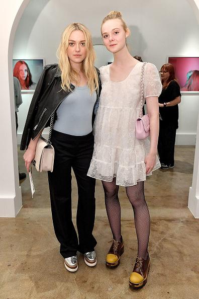 Dakota Fanning「Anton Yelchin Photography Exhibit」:写真・画像(13)[壁紙.com]