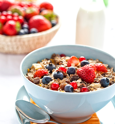 Granola「Cereals for Breakfast」:スマホ壁紙(13)