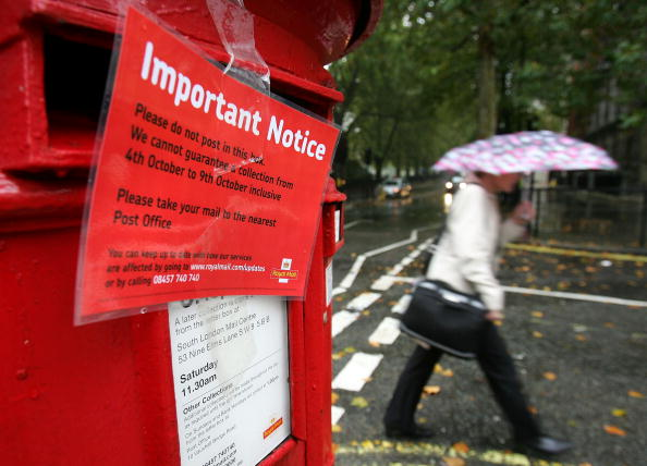 Mailbox「Second Two Day Strike By Postal Workers Begins」:写真・画像(19)[壁紙.com]