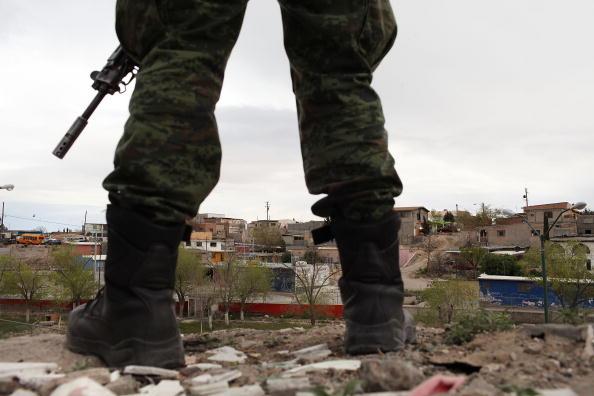 Mexico「Mexican Drug War Fuels Violence In Juarez」:写真・画像(16)[壁紙.com]