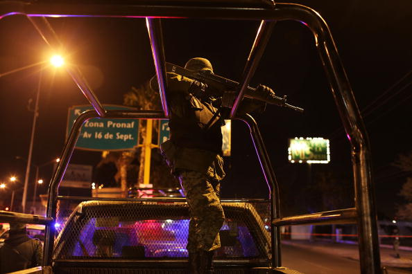 Mexico「Mexican Drug War Fuels Violence In Juarez」:写真・画像(0)[壁紙.com]