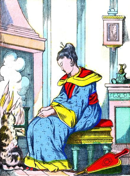 Cinderella「'La Cendrillon Japonaise' - The Japanese Cinderella.」:写真・画像(11)[壁紙.com]