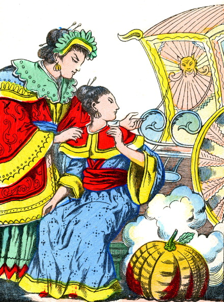 Cinderella「'La Cendrillon Japonaise' - The Japanese Cinderella.」:写真・画像(6)[壁紙.com]