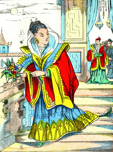 Cinderella「'La Cendrillon Japonaise' - The Japanese Cinderella.」:写真・画像(7)[壁紙.com]