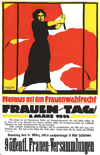 Germany「Give Us Womens Suffrage. Women?S Day,」:写真・画像(10)[壁紙.com]