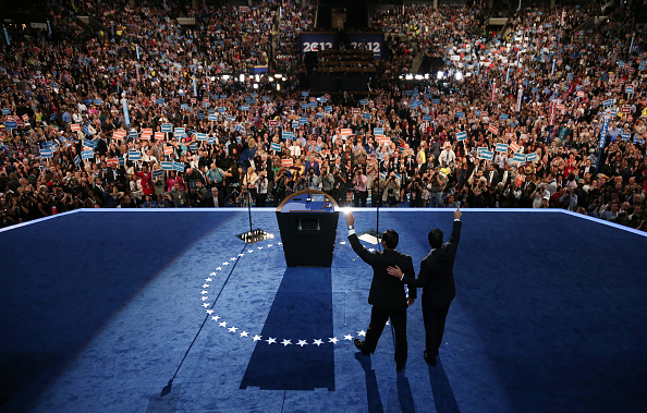 North Carolina - US State「Democratic National Convention: Day 1」:写真・画像(12)[壁紙.com]