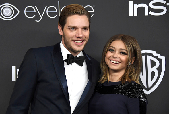 Frazer Harrison「Warner Bros. Pictures And InStyle Host 18th Annual Post-Golden Globes Party - Arrivals」:写真・画像(18)[壁紙.com]