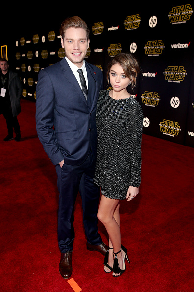 "スター・ウォーズ・シリーズ「Premiere Of ""Star Wars: The Force Awakens"" - Red Carpet」:写真・画像(4)[壁紙.com]"