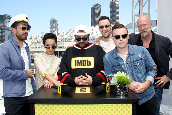 Joe Gilgun「#IMDboat At San Diego Comic-Con 2017: Day Two」:写真・画像(14)[壁紙.com]