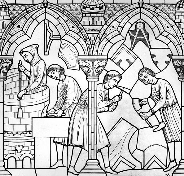 Medieval「Stonemasons」:写真・画像(11)[壁紙.com]
