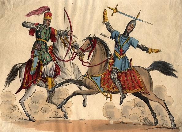 Horse「Crusader」:写真・画像(14)[壁紙.com]