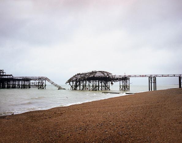 Water's Edge「West Pier, Brighton, East Sussex, UK」:写真・画像(16)[壁紙.com]