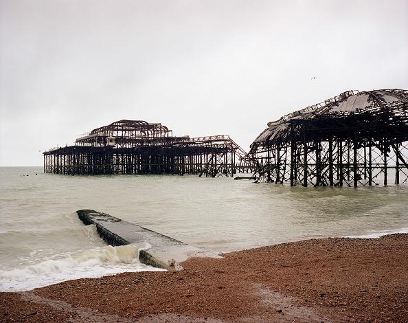 Water's Edge「West Pier, Brighton, East Sussex, UK」:写真・画像(15)[壁紙.com]