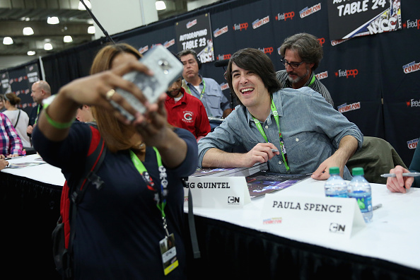 Animator「Cartoon Network Press Hours, Signings And Panels At New York Comic Con - Saturday October 10, 2015」:写真・画像(12)[壁紙.com]
