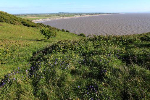 Weston-super-Mare「View over Brean Down, Weston Super Mare」:スマホ壁紙(11)