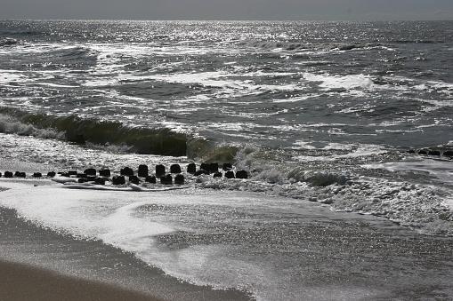 Wave「Groyne」:スマホ壁紙(8)
