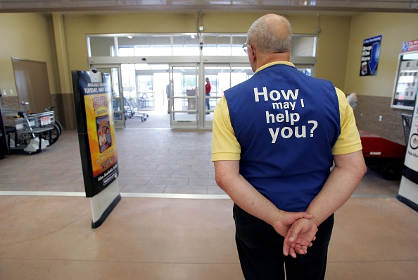 Wal-mart「Wal Mart Focuses On Growth As It Opens Six Supercenters In Ohio」:写真・画像(1)[壁紙.com]