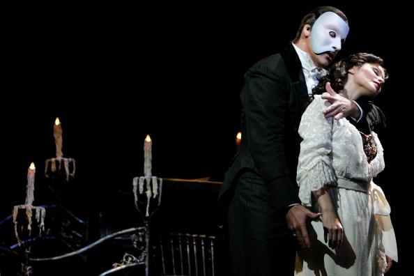 ステージ「Phantom Of The Opera - Photo Call」:写真・画像(9)[壁紙.com]