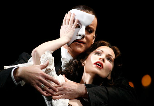 Theatrical Performance「Phantom Of The Opera Photo Call Melbourne」:写真・画像(13)[壁紙.com]