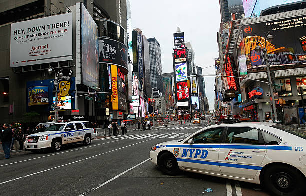 Car Bomb Found In New York's Times Square:ニュース(壁紙.com)