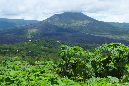 Mt Agung「Bali Mt Batur volcano」:スマホ壁紙(3)