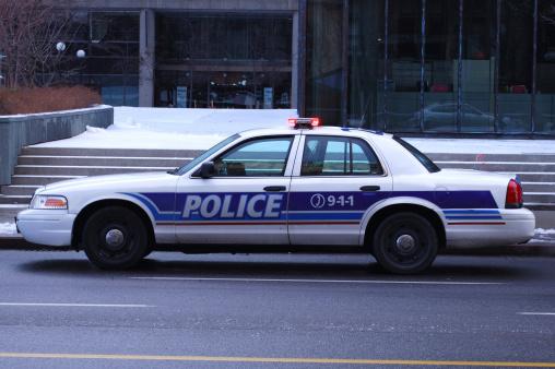 Emergency Services Occupation「Modern police car」:スマホ壁紙(8)