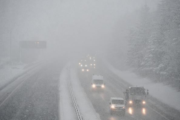 雪「Yellow Weather Warning For Scotland」:写真・画像(4)[壁紙.com]
