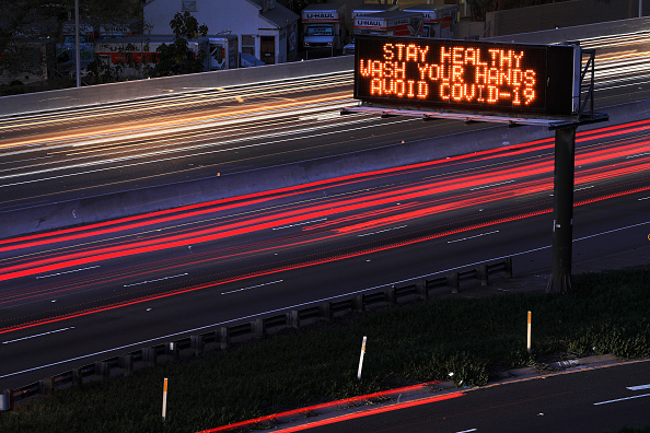 San Diego「Coronavirus Pandemic Causes Climate Of Anxiety And Changing Routines In America」:写真・画像(19)[壁紙.com]