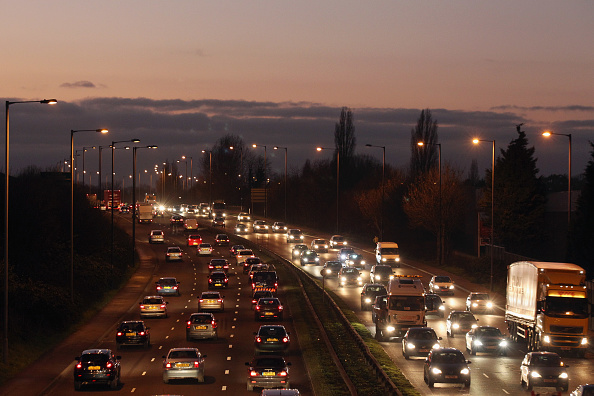 Holiday - Event「Commuters Take To The Road In The Annual Christmas getaway」:写真・画像(11)[壁紙.com]