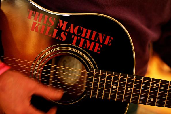 ギター「Billy Bragg's Guitar」:写真・画像(19)[壁紙.com]