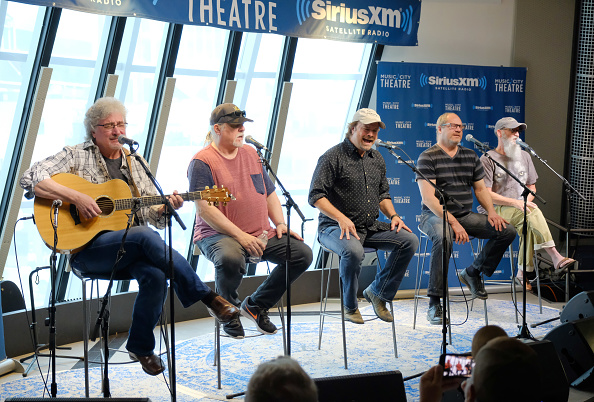 Heart「Restless Heart Performs Live On SiriusXM's Prime Country Channel At The SiriusXM Studios In Nashville」:写真・画像(4)[壁紙.com]