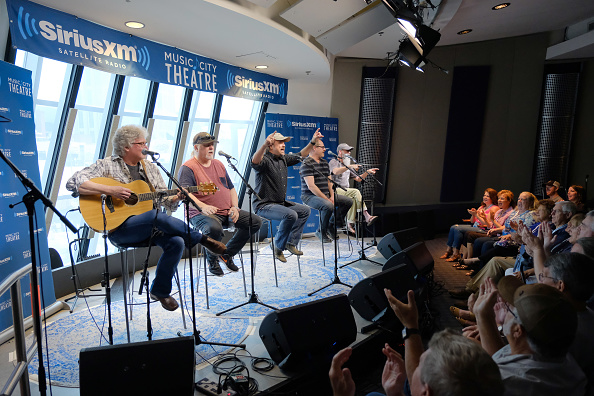 Heart「Restless Heart Performs Live On SiriusXM's Prime Country Channel At The SiriusXM Studios In Nashville」:写真・画像(3)[壁紙.com]
