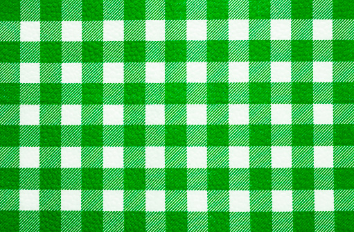 Checked Pattern「Tablecloth texture-checked fabric」:スマホ壁紙(17)