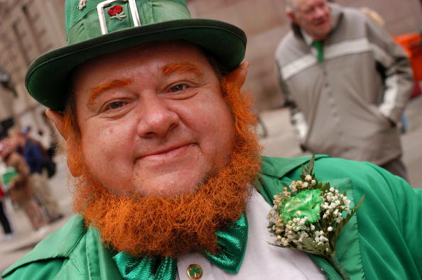 Day「Philadelphia Holds Its 53rd Annual St. Patrick's Day Parade」:写真・画像(12)[壁紙.com]