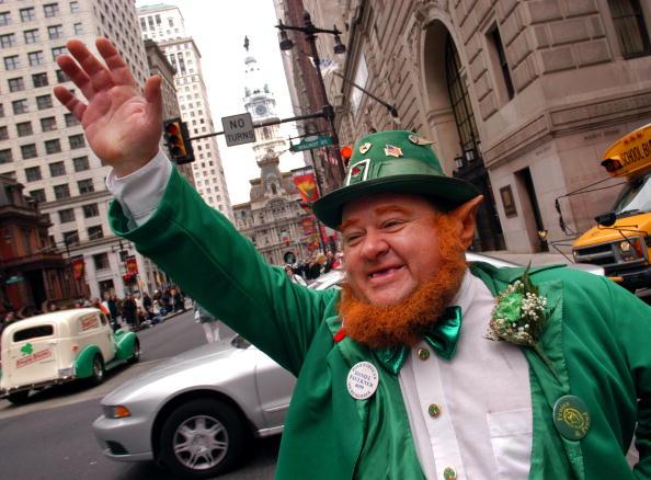 Philadelphia - Pennsylvania「Philadelphia Holds Its 53rd Annual St. Patrick's Day Parade」:写真・画像(8)[壁紙.com]
